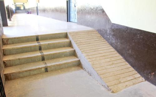 Provision of Ramp