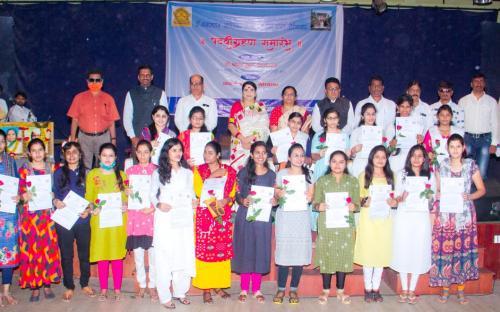 All Degree Recipients students