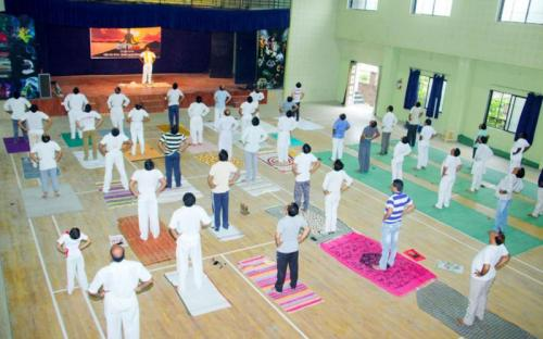 International Yoga Day 21 June 2018